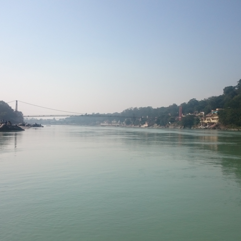 View of Ram Jhula